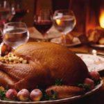 Thanksgiving Raffle/ Members Meeting 11/4